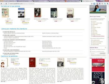 Rangos de precios para novelas - Casa del libro