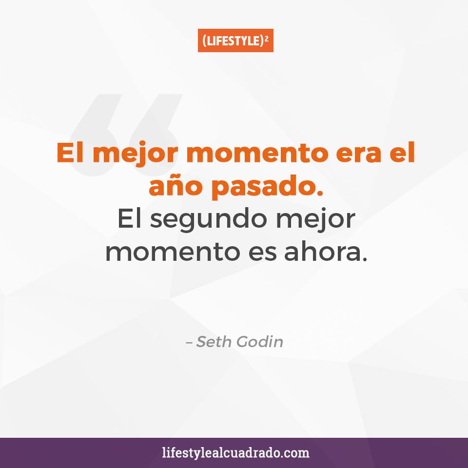 Seth Godin - Mejor momento