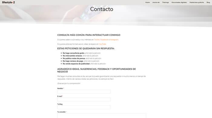 Contacto L2